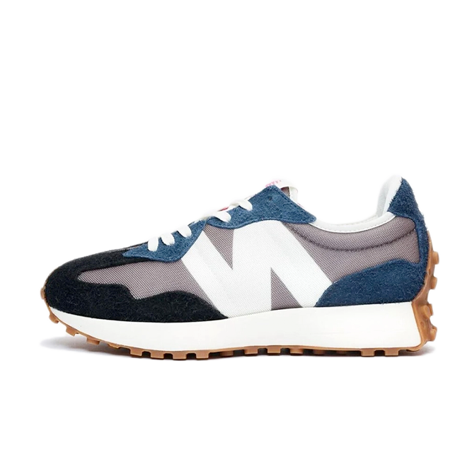 New Balance MS327SFB 'Blue' zijaanzicht
