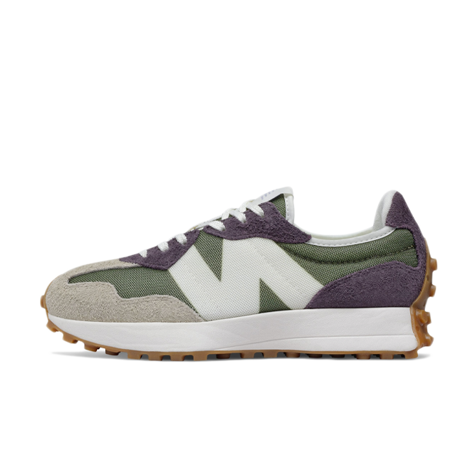 New Balance WS327COB 'Olive/Purple'