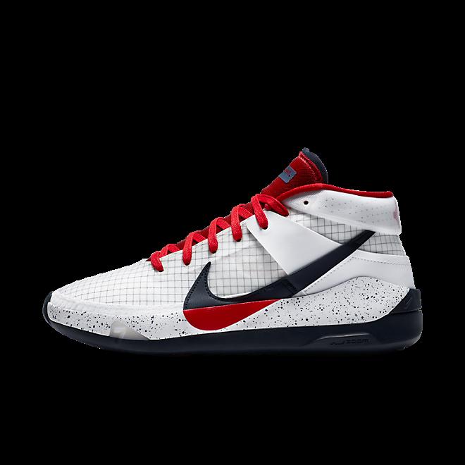 Nike KD13 'Usa' zijaanzicht