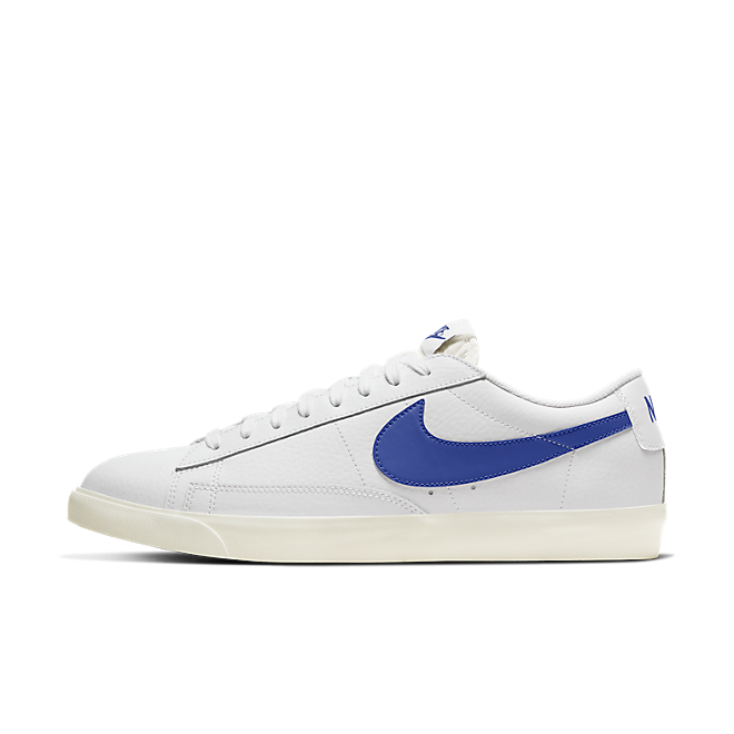 Nike Blazer Low Leather 'Astronomy Blue'