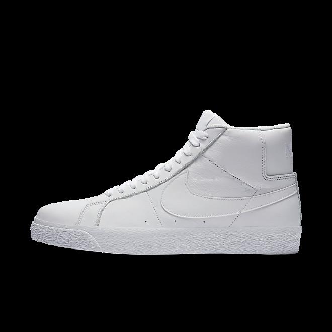 Nike SB Zoom Blazer Mid Triple White