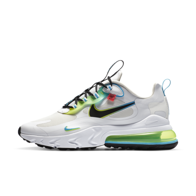 Nike Air Max 270 React Worldwide Pack 'White' CK6457-100