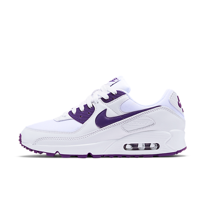 Nike WMNS Air Max 90 Summer Pack 'Court Purple' zijaanzicht