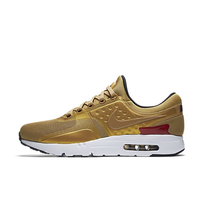 Nike Air Max Zero 'Metallic Gold'