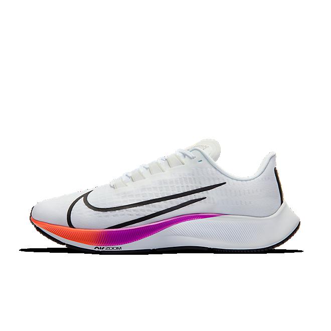 Nike Air Zoom Pegasus 37 White Multi-Color