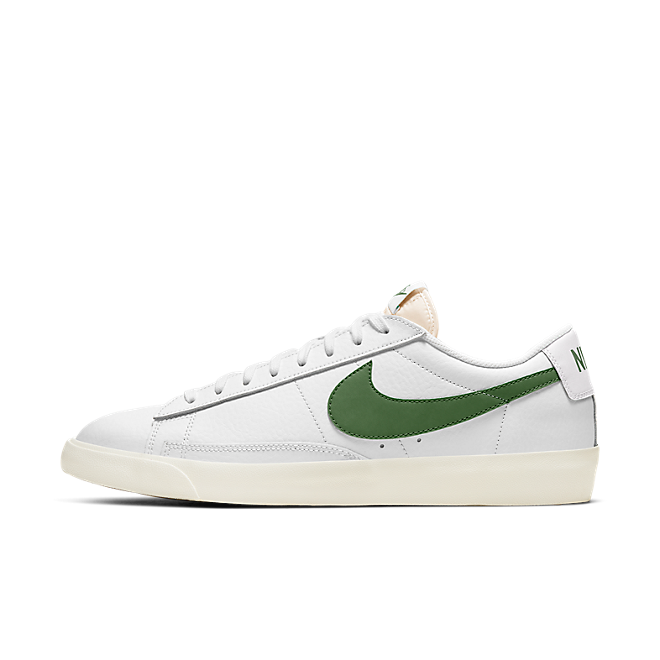 Nike Blazer Low Leather 'Forest Green'