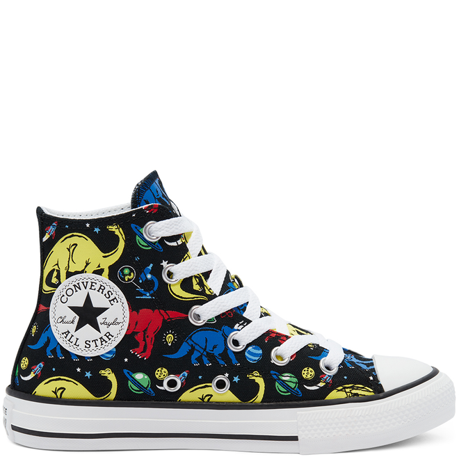 Big Kids Dino Class Chuck Taylor All Star High Top