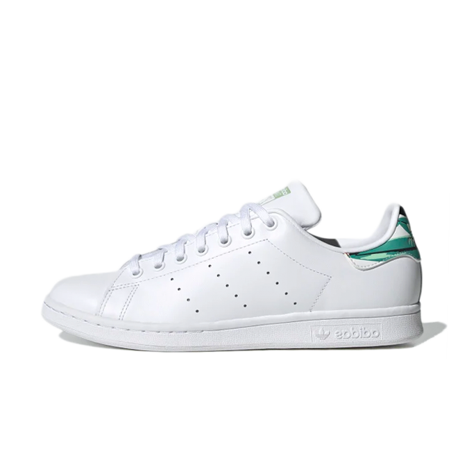 adidas Stan Smith 'Jungle Leaf' zijaanzicht