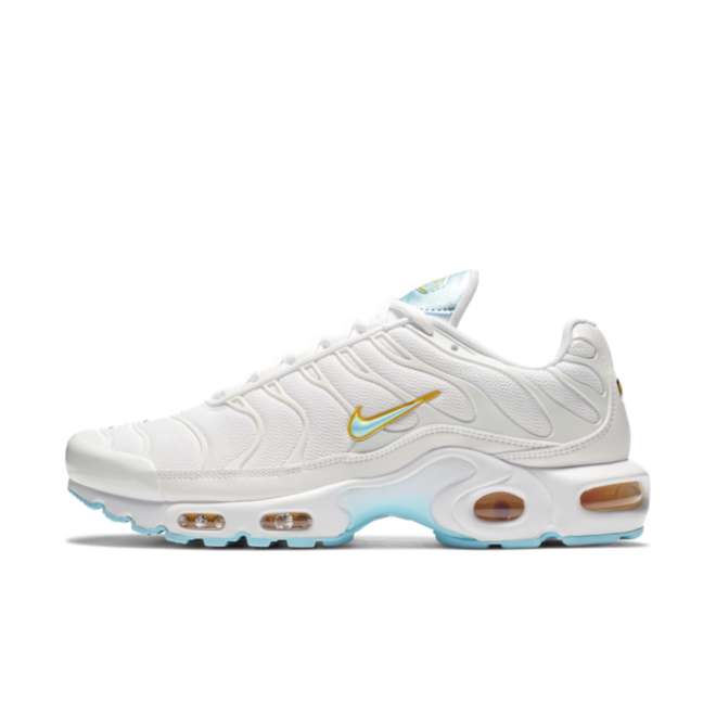 Nike Air Max Plus 'Glacier Ice' zijaanzicht
