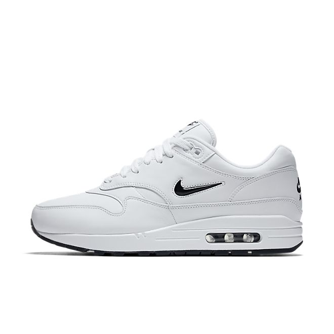 Nike AIr Max 1 Jewel Black zijaanzicht