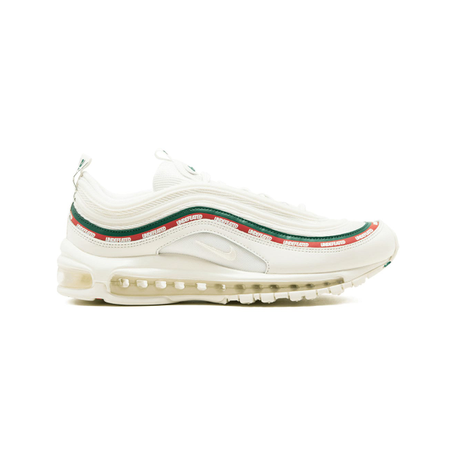 Undefeated x Nike Air Max 97 OG Sail