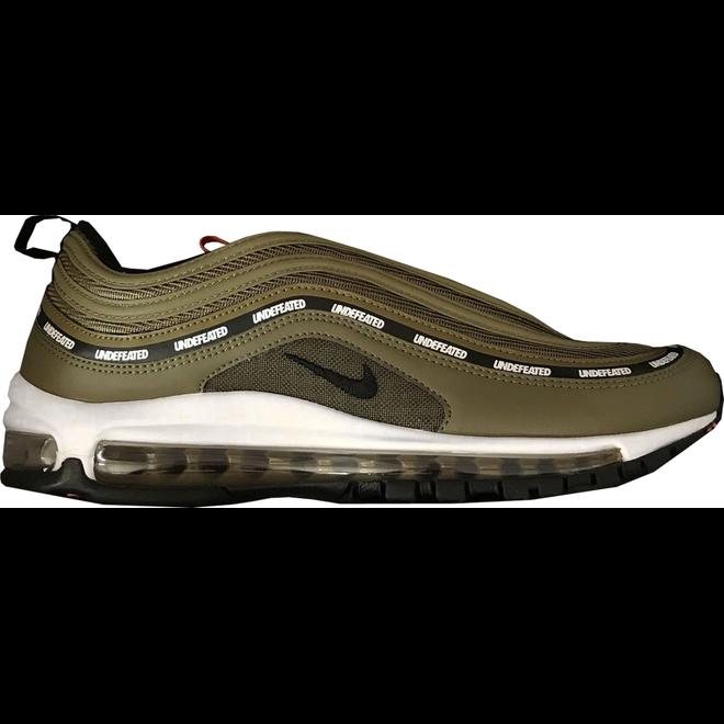Undefeated x Nike Air Max 97 OG Militia Green