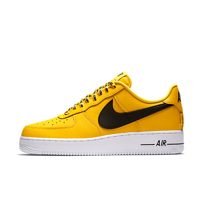 "Nike Air Force 1 Low x NBA Pack ""Yellow"""