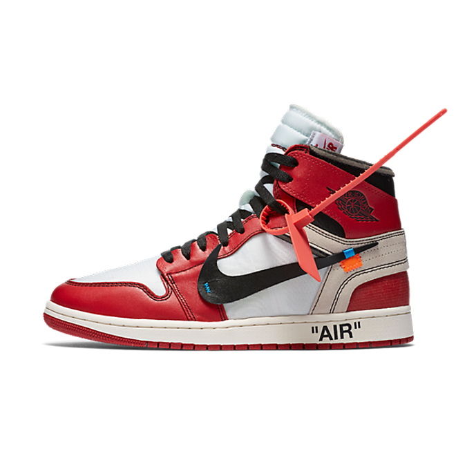 The Then Air Jordan I 'Off White'