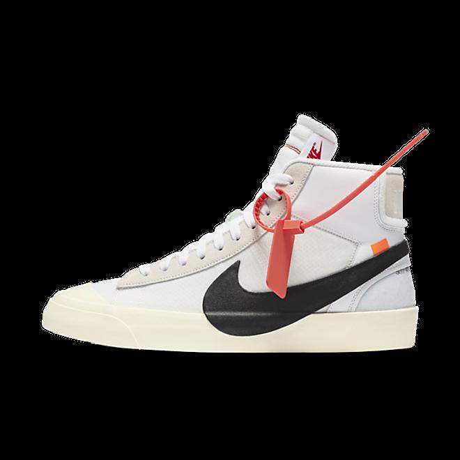 Nike The Ten SB Blazer Mid 'Off White'