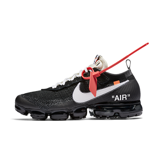 Nike The Ten Air VaporMax 'Off White' zijaanzicht