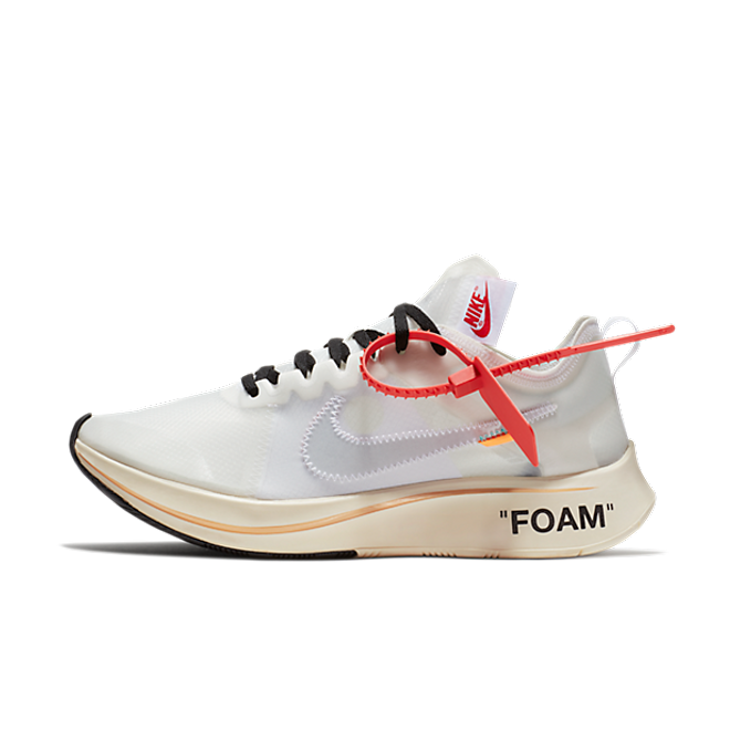 Nike The Ten Zoom Fly 'Off White'