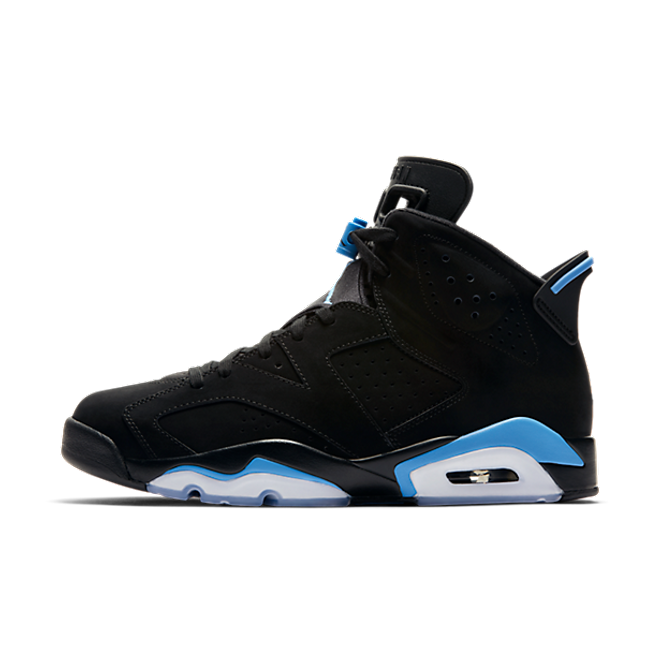 "Air Jordan VI ""Black/University Blue"""