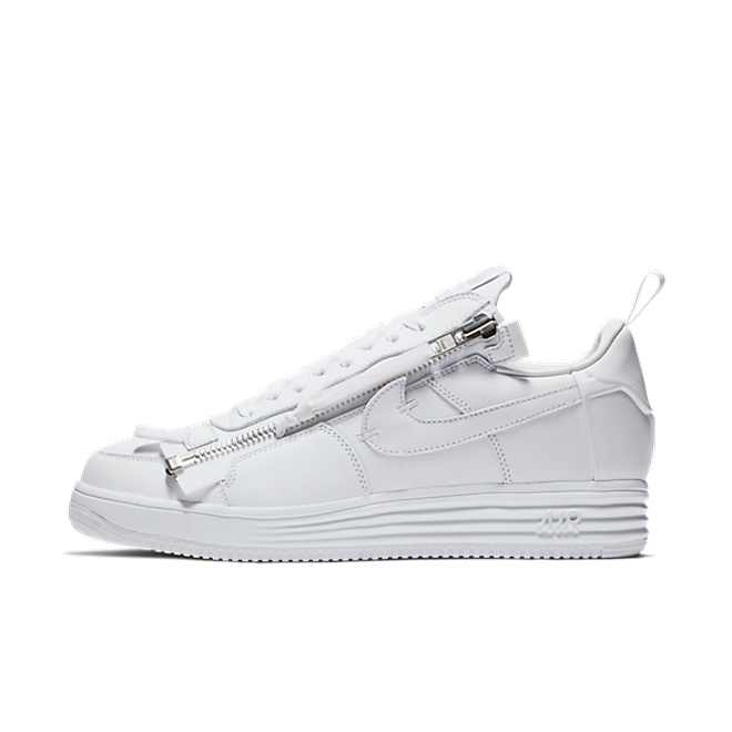 Nike Lunar Force 1 Acronym zijaanzicht