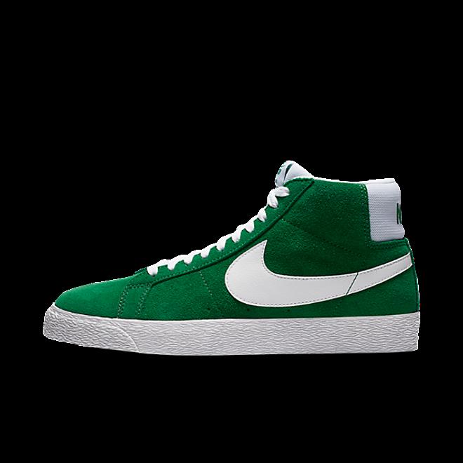 "Nike SB Zoom Blazer Mid ""Pine Green"""