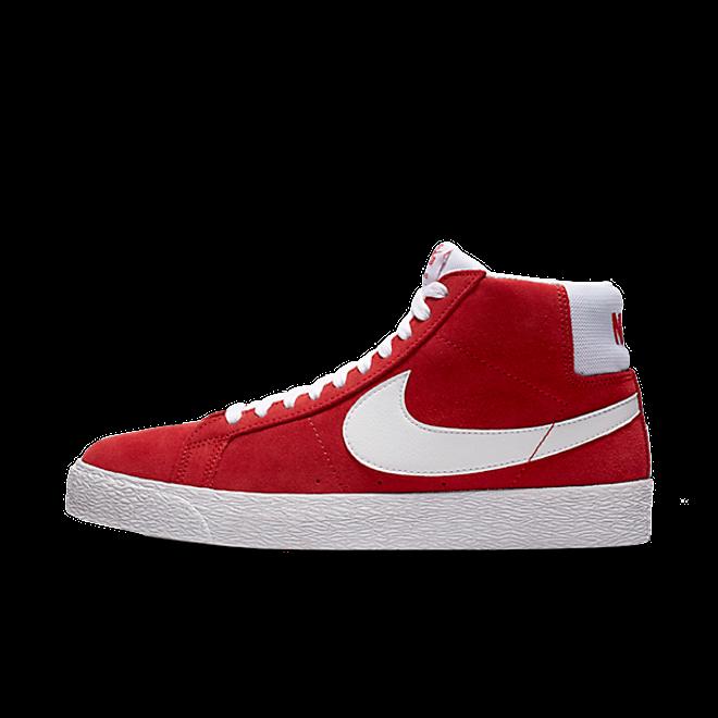 """Nike SB Zoom Blazer Mid """"University Red"""""""