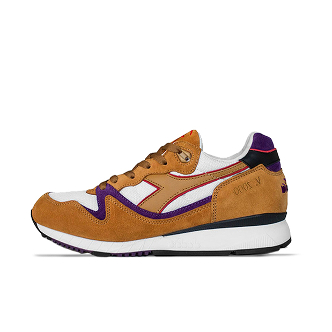 Patta x Diadora V7000 `Honey Mustard`