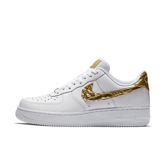 "Nike Air Force 1 CR7 ""Golden Patchwork"""