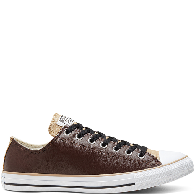 Unisex Seasonal Color Leather Chuck Taylor All Star Low Top