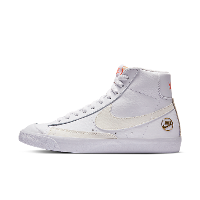 Nike Blazer Mid 'White/Gold' DC1421-100