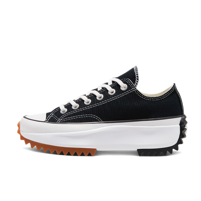 Converse Run Star Hike Ox 'Black' zijaanzicht