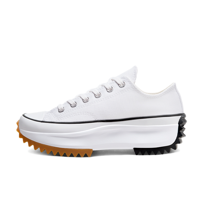 Converse Run Star Hike Ox 'White' zijaanzicht