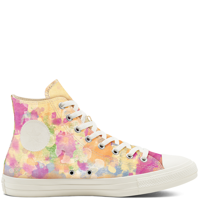 Unisex Twisted Tie-Dye Chuck Taylor All Star High Top