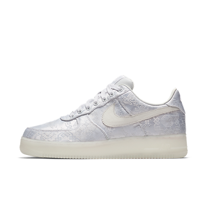 "Nike Air Force 1 x CLOT ""White"""