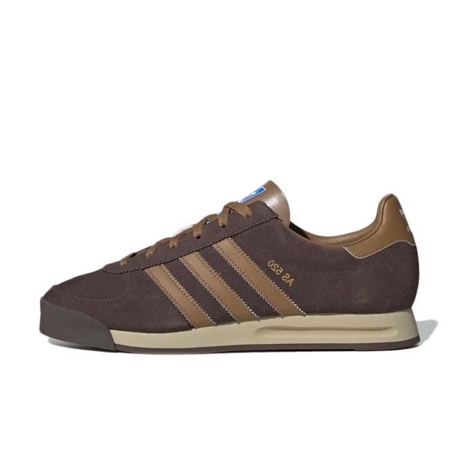 adidas AS 520 'Brown' zijaanzicht