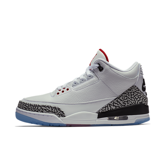 Air Jordan 3 'Free Throw Line'