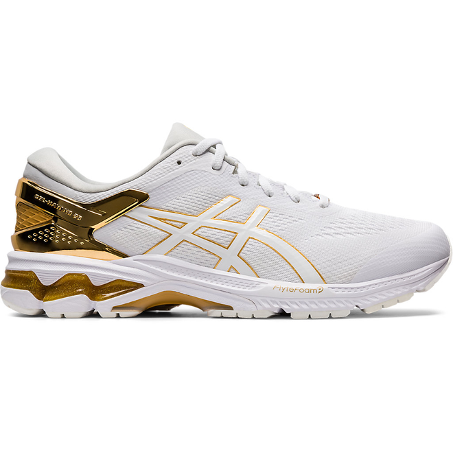 ASICS Gel Kayano 26 Platinum Heren