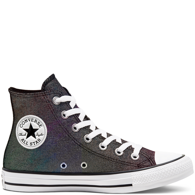 Womens Industrial Glam Chuck Taylor All Star High Top