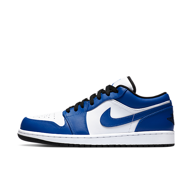 Air Jordan 1 Low 'Game Royal' zijaanzicht