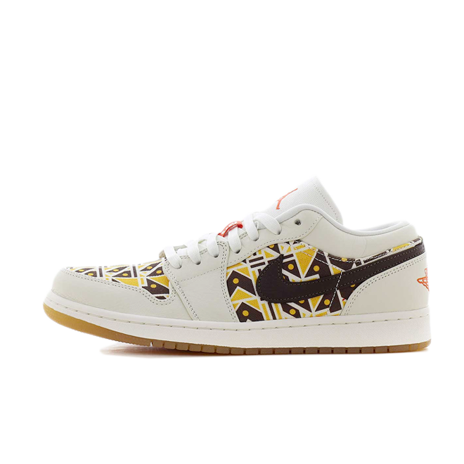 Air Jordan 1 Low Quai 54 zijaanzicht