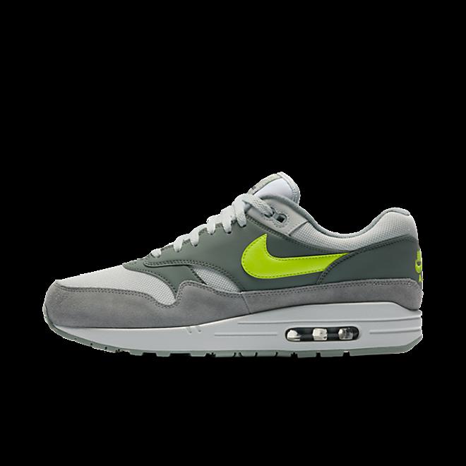 Nike Air Max 1 'Grey/Volt Swoosh'