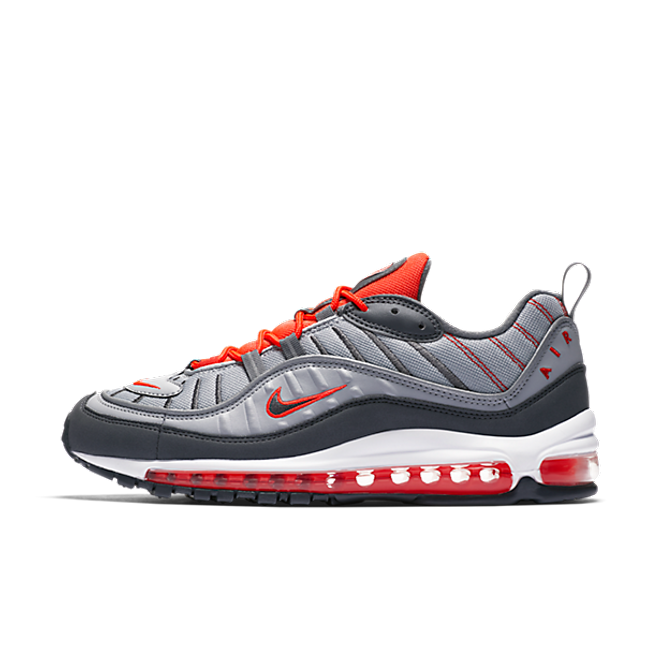 Nike Air Max 98 'Total Crimson'