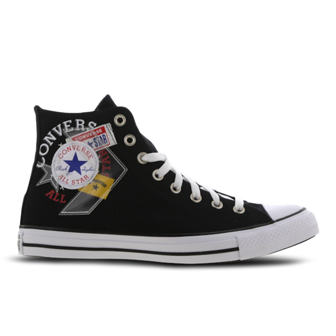 Converse Ct As Hi Logo Play