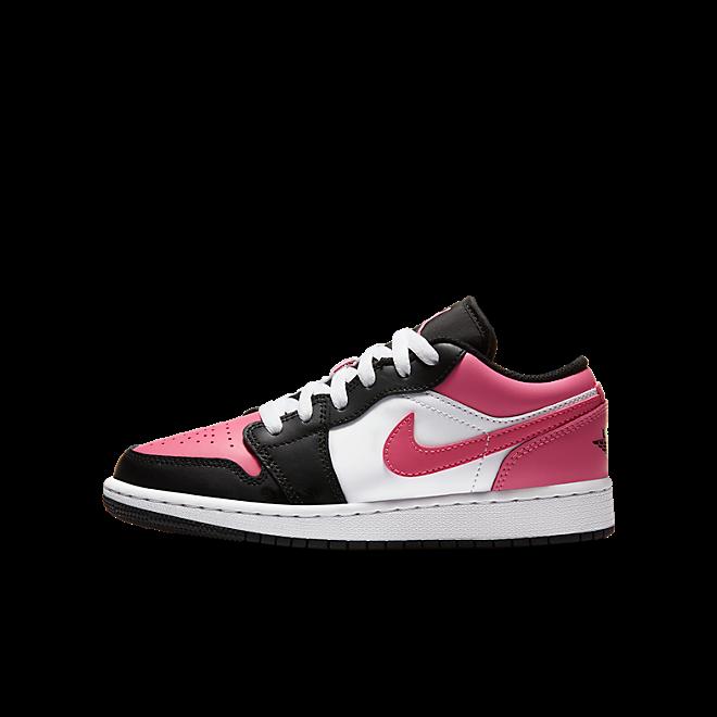 """Nike Girls' Air Jordan 1 Low GS """"Pinksicle"""""""