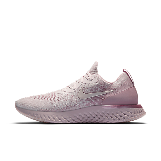 Nike Epic React Flyknit 'Pearl Pink'