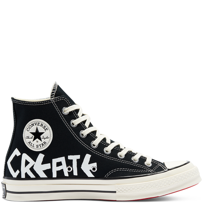 Unisex Create Future Chuck 70 High Top