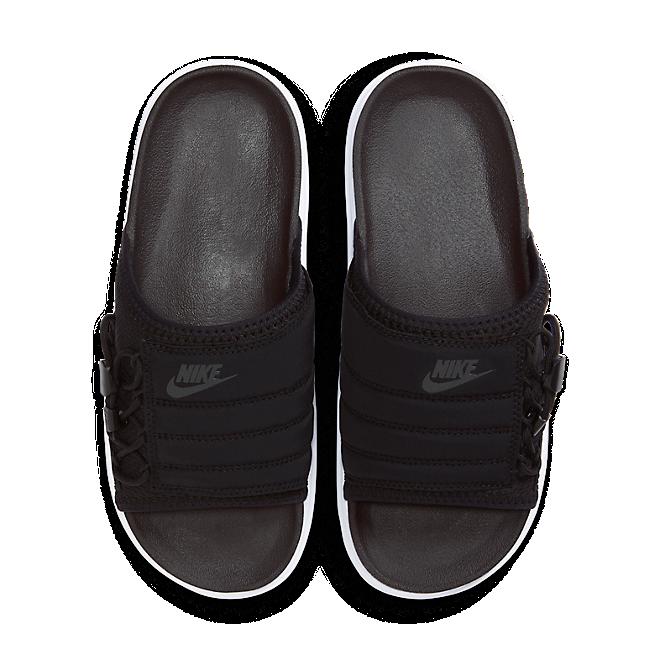 Nike Wmns Asuna Slide Black/ Anthracite-White