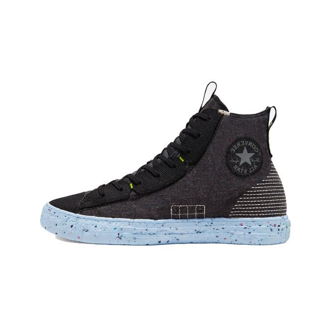 Converse Chuck Taylor All Star Crater 'Black' zijaanzicht