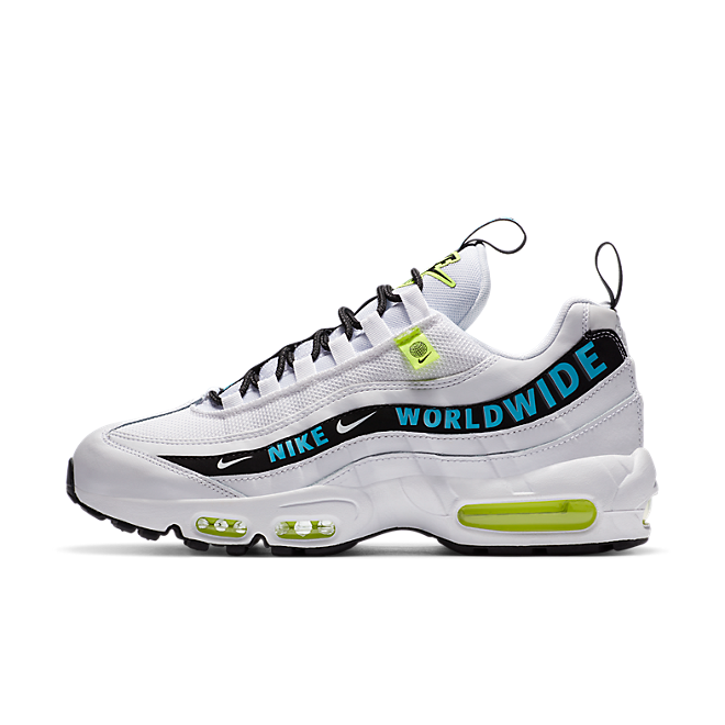 Nike Air Max 95 Worldwide Pack White