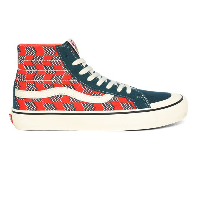 VANS Mod Checkerboard Sk8-hi 138 Decon Sf