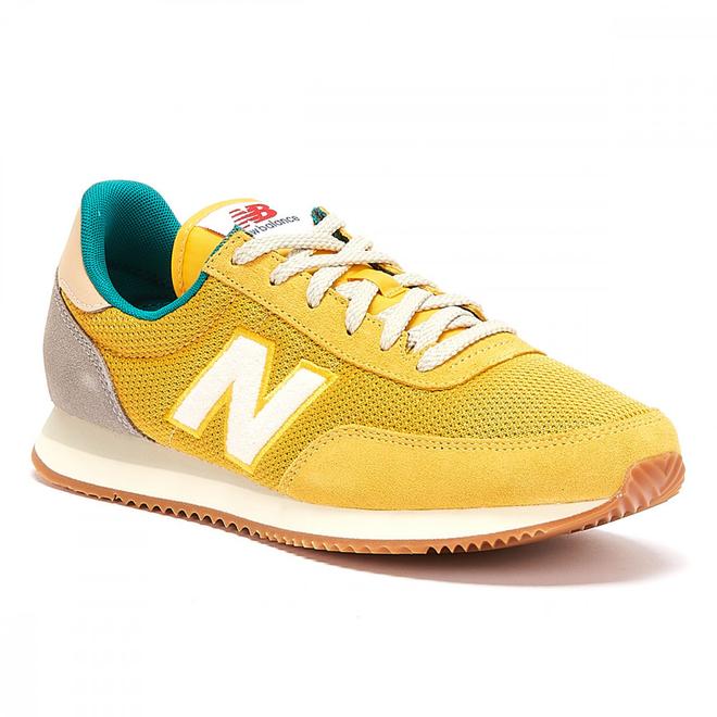New Balance 720 Mens Yellow / Green Trainers